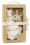 So Pure Sophie la girafe Comforter with Teether Set